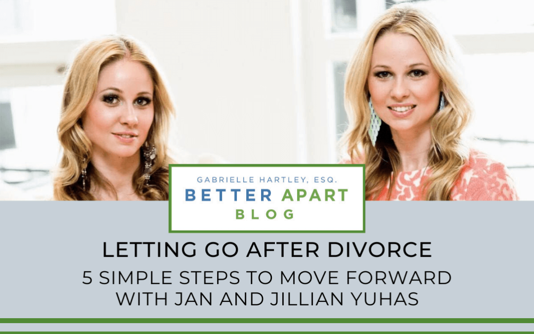 Letting Go After Divorce: 5 Simple Steps To Move Forward