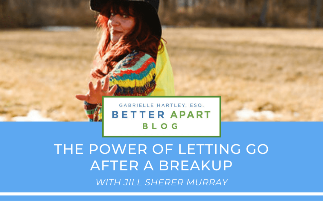 Letting go after a breakup