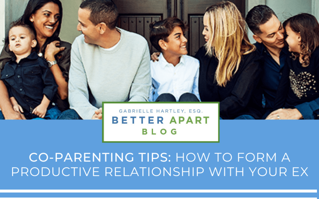 Co-Parenting Tips: How to Form a Productive Relationship With Your Ex