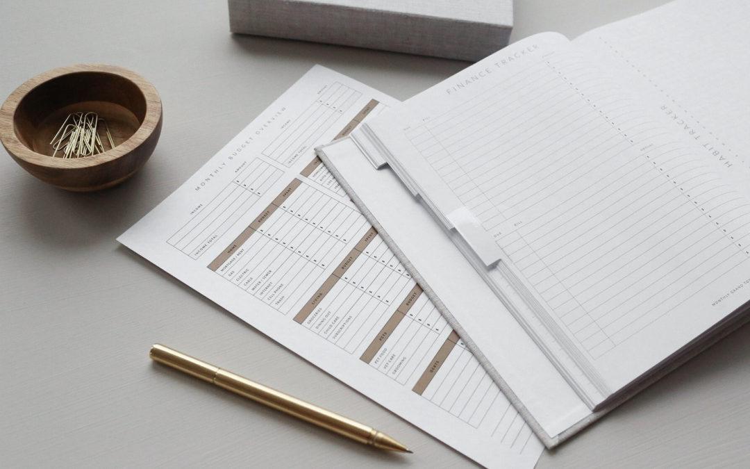best divorce budget spreadsheet