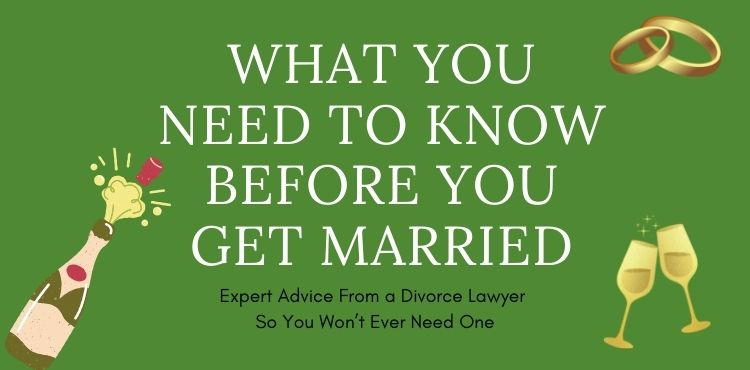 Expert Advice From A Divorce Lawyer So You Won't Ever Need One